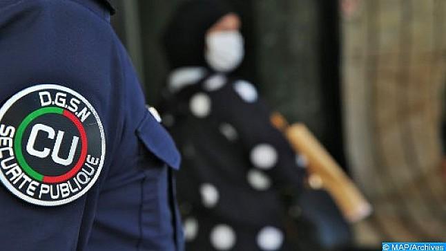 الشرطة الادارية ..حصيلة محفزة وإيجابية