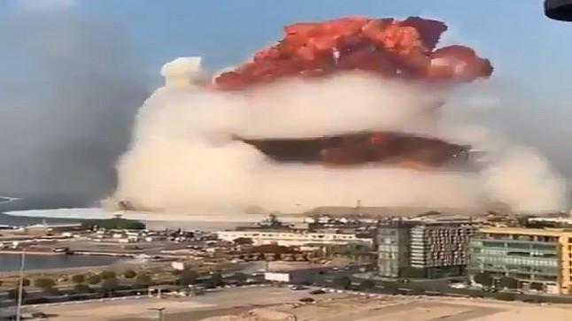 """تقارير ألمانية: شحنة نترات الأمونيوم بمرفإ بيروت لها علاقة بـ""""حزب الله"""