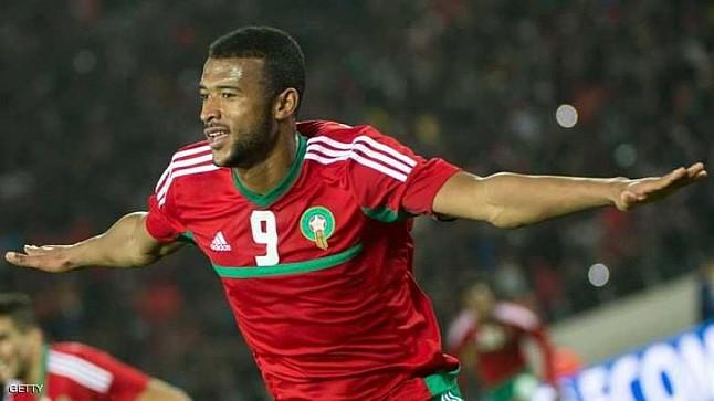 أيوب الكعبي ينفصل عن فريقه الصيني ويقترب من الدوري المصري
