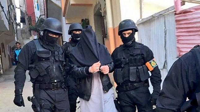 المكتب المركزي للابحاث القضائية: تفكيك عدد من الخلايا الارهابية بعدد من المدن المغربية