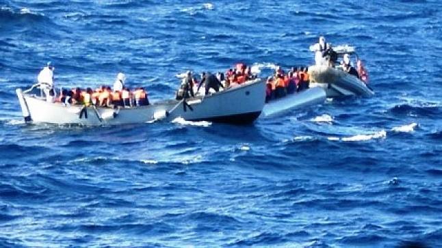 إسبانيا.. اعتراض 130 مهاجرا جزائريا غير شرعي في ظرف 24 ساعة بالسواحل الإسبانية