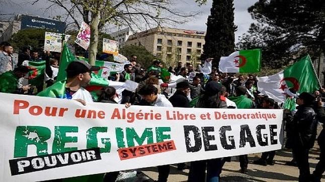 باريس..مسيرة حاشدة للمطالبة برحيل نظام العسكر في الجزائر