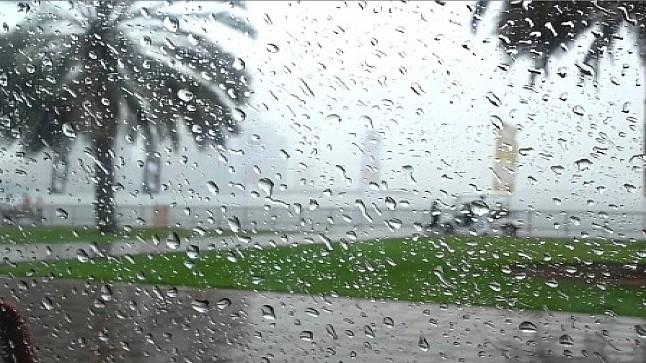 الخميس ..جو ممطر وغائم بالمرتفعات