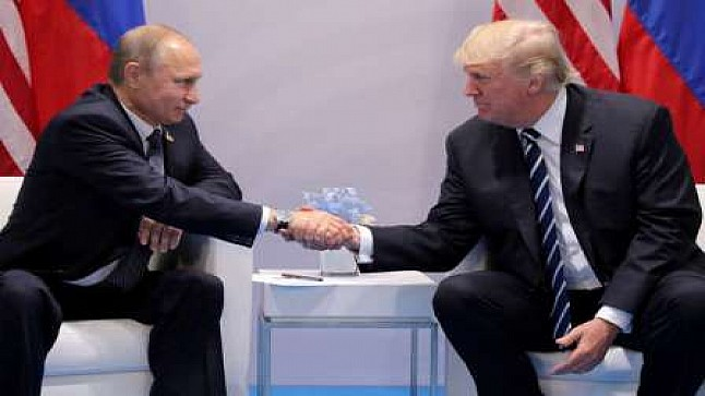 """بوتين: """"حيوية"""" ترامب ستساعده في محاربة فيروس كورونا المستجد"""