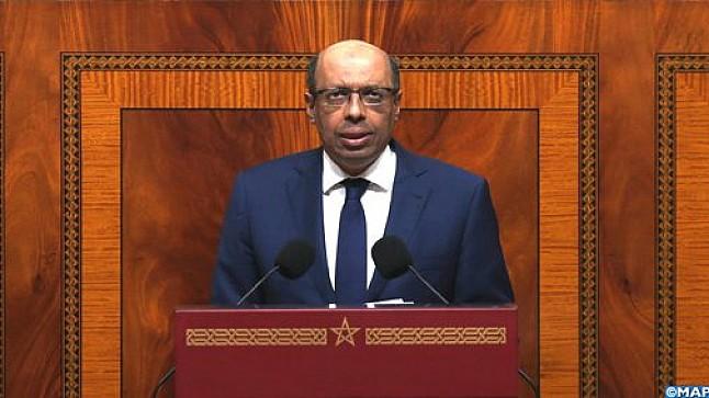 كوفيد-19.. وزارة الداخلية تحرص ، باستمرار ، على ملاءمة خطة عملها مع مستجدات الوضعية الوبائية
