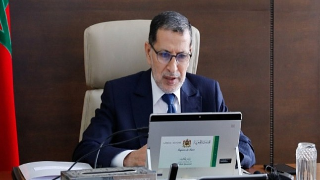 تمديد حالة الطوارئ الصحية بالمغرب فوق طاولة حكومة العثماني