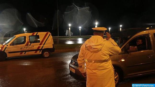 لدار البيضاء : ضرورة سلك الطريق السيار المداري لمن لا يتوفر على رخصة