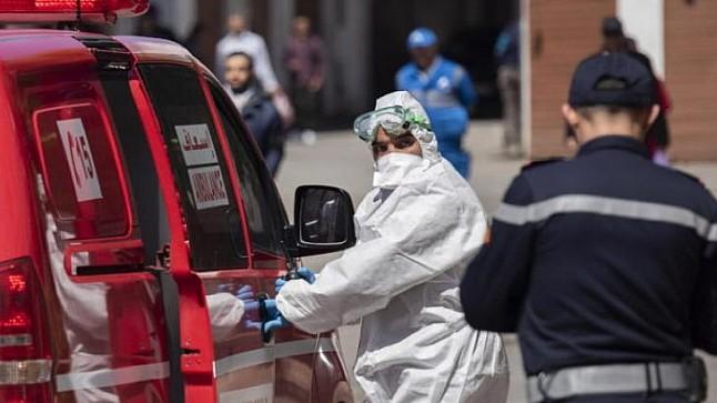 كورونا…تسجيل 80 إصابة و20 حالة شفاء وحالة وفاة بإقليم خريبكة (التوزيع الجغرافي)