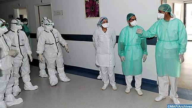 تسجيل 92 إصابة بكورونا و31 حالة شفاء وحالة وفاة بإقليم خريبكة (التوزيع الجغرافي)