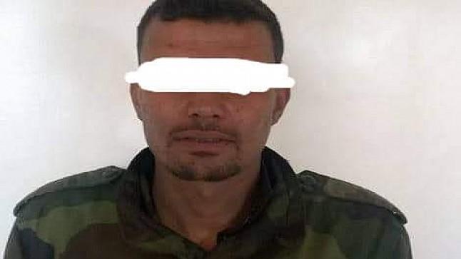 """قيادي عسكري في عصابة """"البوليساريو"""" يُسلّمُ نفسه للقوات المسلحة الملكية المغربية"""