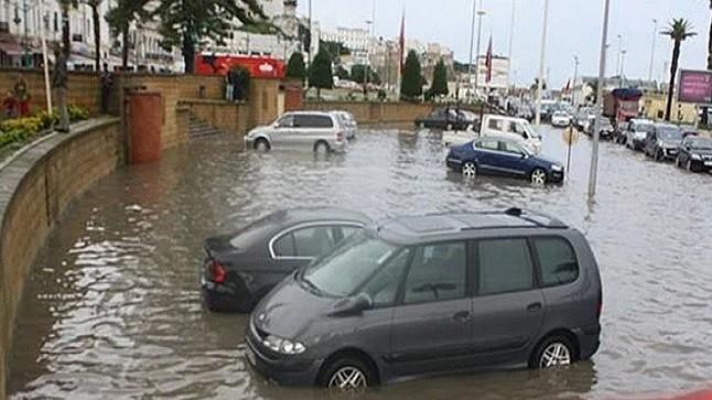 نزول أمطار بعدد من مناطق المغرب اليوم السبت