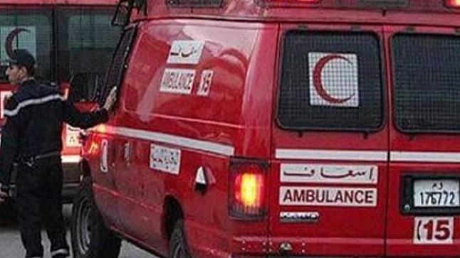 مصرع ثلاثة أشقاء وإصابة آخرين في اصطدام ثلاث سيارات ببني ملال