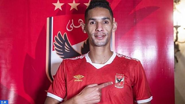 كرة القدم… بدر بانون يوقع رسميا للأهلي المصري لأربعة مواسم