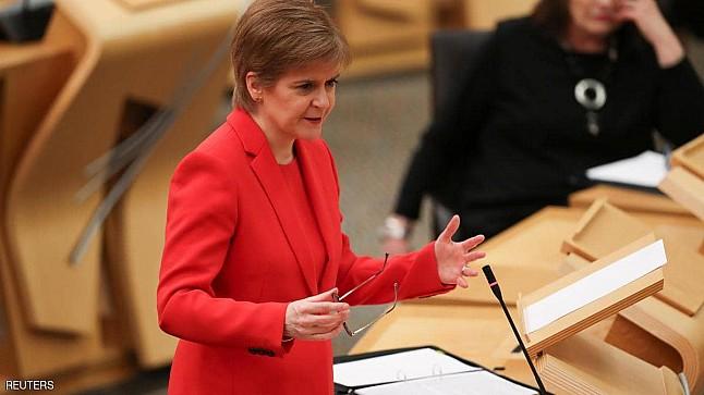 اسكتلندا تعتزم إجراء استفتاء للانفصال عن بريطانيا