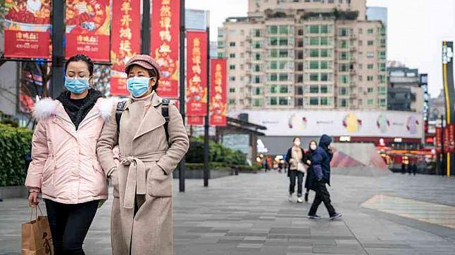 عزل مدينة صينية كبيرة بعد تفشي فيروس كورونا