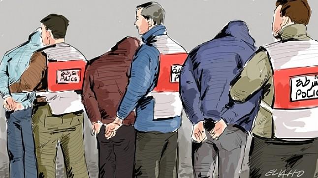 تفكيك عصابة للاختطاف والاحتجاز ضمنها شرطي متقاعد بسلا