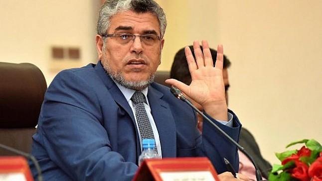 معتقل في ملف كريم الزاز يطالب بإغلاق الحدود في وجه المصطفى الرميد