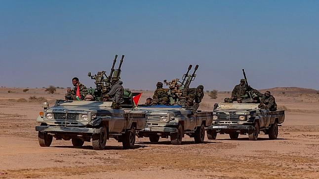 ضربة معلم….الجيش المغربي يقتل أحد عناصر جبهة البوليساريو ويصيب آخرين بمنطقة تويزكي