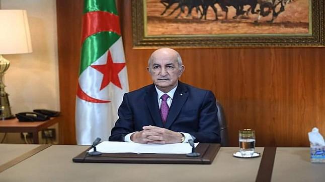"""""""تبون"""" يعلن حل البرلمان والدعوة لإجراء انتخابات تشريعية مبكرة بالجزائر"""