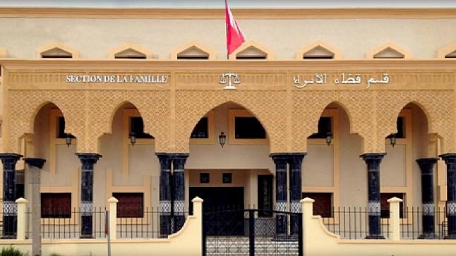 محكمة مغربية تقضي بحبس امرأة طردت زوجها من المنزل
