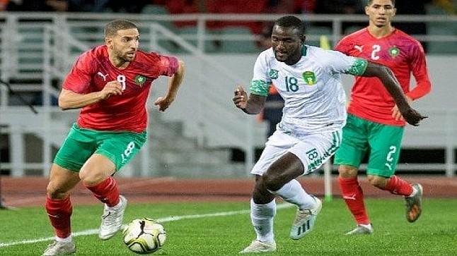 """""""الكاف"""" يسمح بحضور الجمهور لمباراة منتخبي موريتانيا والمغرب"""