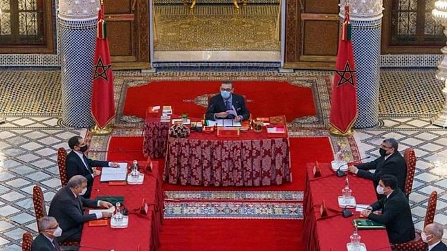 الملك يعين مسؤولين قضائيين في منصبين كبيرين