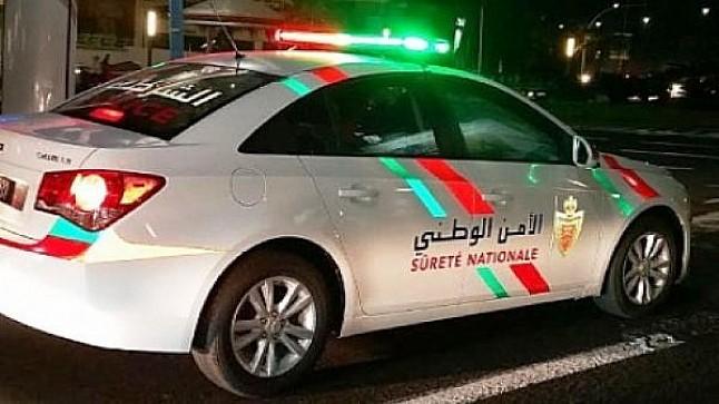خريبكة: حجر طائش يرسل عميد شرطة للمستعجلات والأمن يوقف عشرات القاصرين