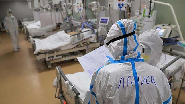 روسيا تتجاوز حاجز الـ 100 ألف وفاة بكورونا