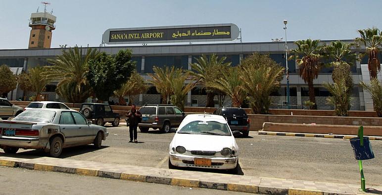 وفاة 43 ألف مريض بسبب إغلاق مطار صنعاء
