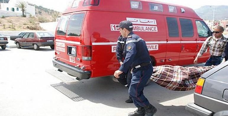 سطات. شاحنة تدهس عاملين وتنهي حياتهما