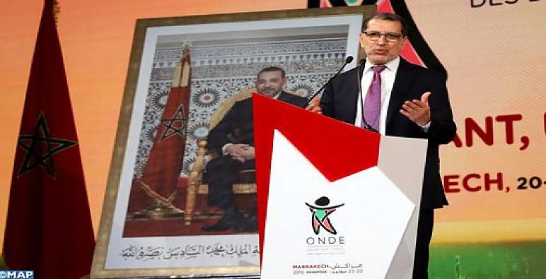 العثماني يؤكد التزام المغرب القوي بالنهوض بأوضاع الطفولة