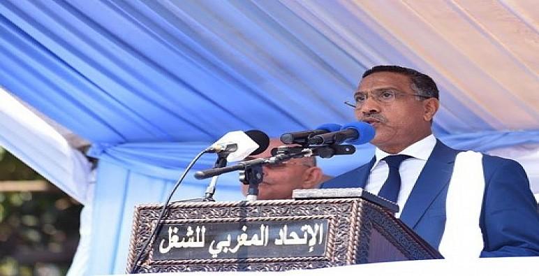 """نقابة """"الاتحاد المغربي للشغل"""" تعرض أسباب تصويتها ضد مشروع قانون مالية 2020"""