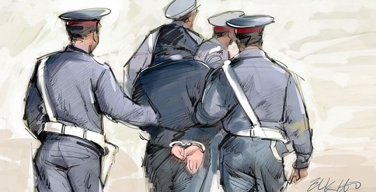 """سمسار جديد في """"قضايا المحاكم"""" يقع في قبضة العدالة"""