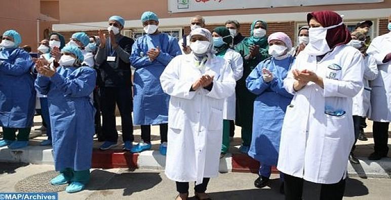 كورونا بالمغرب:517 حالة شفاء خلال الـ24 ساعة الأخيرة