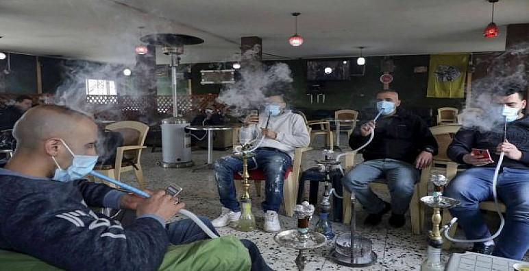 """ضبط 25 شخصا داخل شقة كانوا يدخنون """"الشيشة"""" بأيت ملول"""