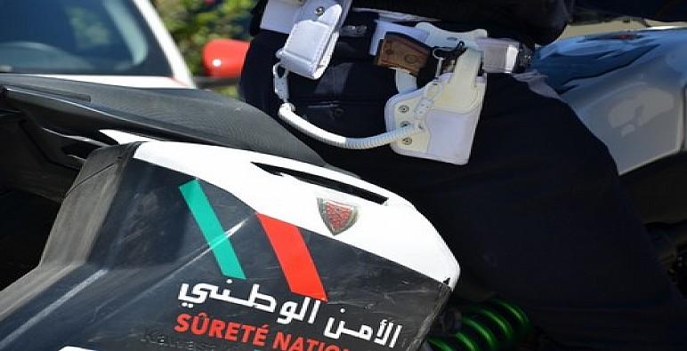 """خريبكة: الشرطة تشهر السلاح الوظيفي لتوقيف """"مقرقب"""" مسلح"""